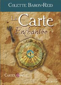 LA CARTE ENCHANTEE - CARTES ORACLE