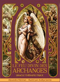 LE FEU DIVIN DES ARCHANGES - ORACLE THERAPEUTIQUE