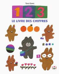 1, 2, 3, LE LIVRE DES CHIFFRES