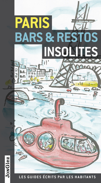 PARIS BARS & RESTOS INSOLITES V4