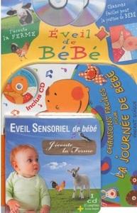 EVEIL DE BEBE - LOT JOURNEE BEBE + EVEIL