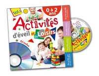 ACTIVITES D'EVEIL ET DE LOISIRS 0 A 2 ANS