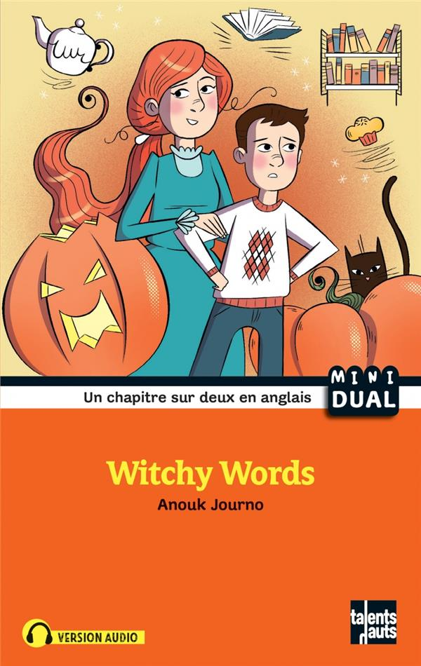 Witchy words - nouvelle edition