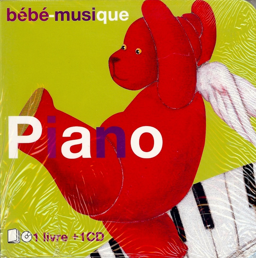 BEBE MUSIQUE PIANO 1CD