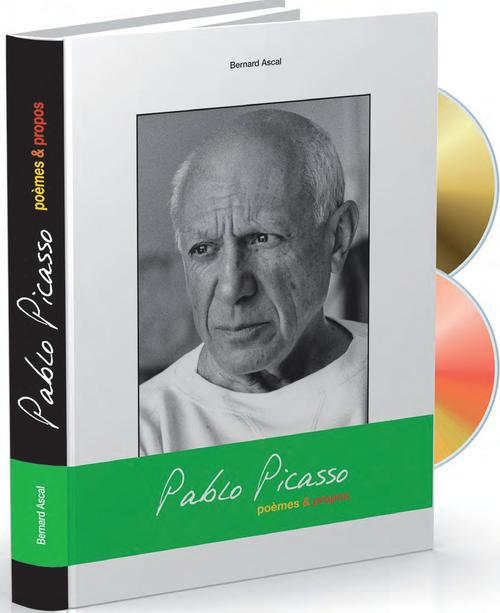 PABLO PICASSO : POEMES  PROPOS
