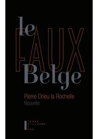 LE FAUX BELGE - NOUVELLE INEDITE