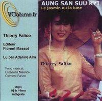 CD  LE JASMIN OU LA LUNE- AUNG SAN SUU KY