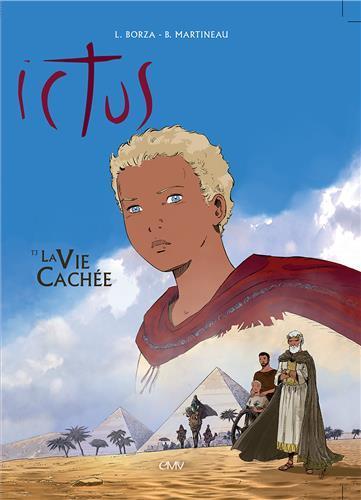 ICTUS TOME 3 - BD - LA VIE CACHEE - L253