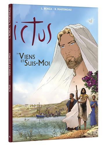 ICTUS TOME 4 - BD - VIENS ET SUIS-MOI - L254