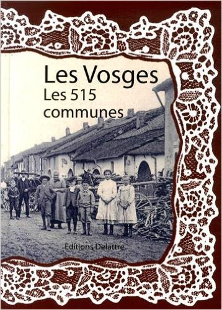 LES VOSGES LES 515 COMMUNES