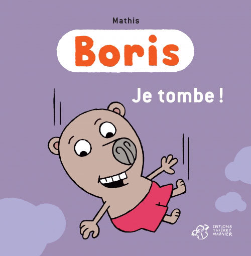 BORIS, JE TOMBE !