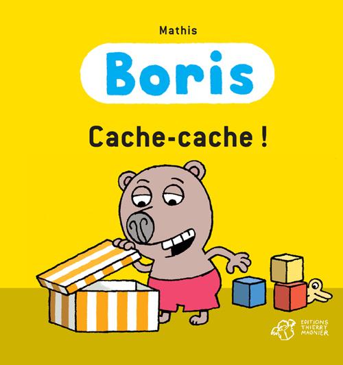 BORIS, CACHE-CACHE !