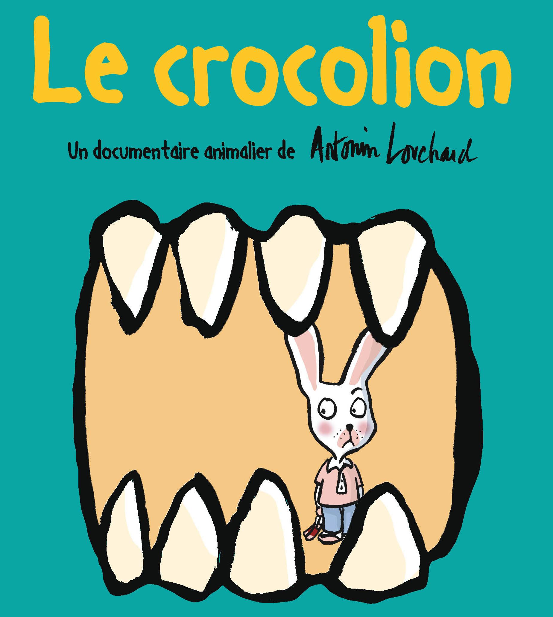 LE CROCOLION - UN DOCUMENTAIRE ANIMALIER DE ANTONIN LOUCHARD