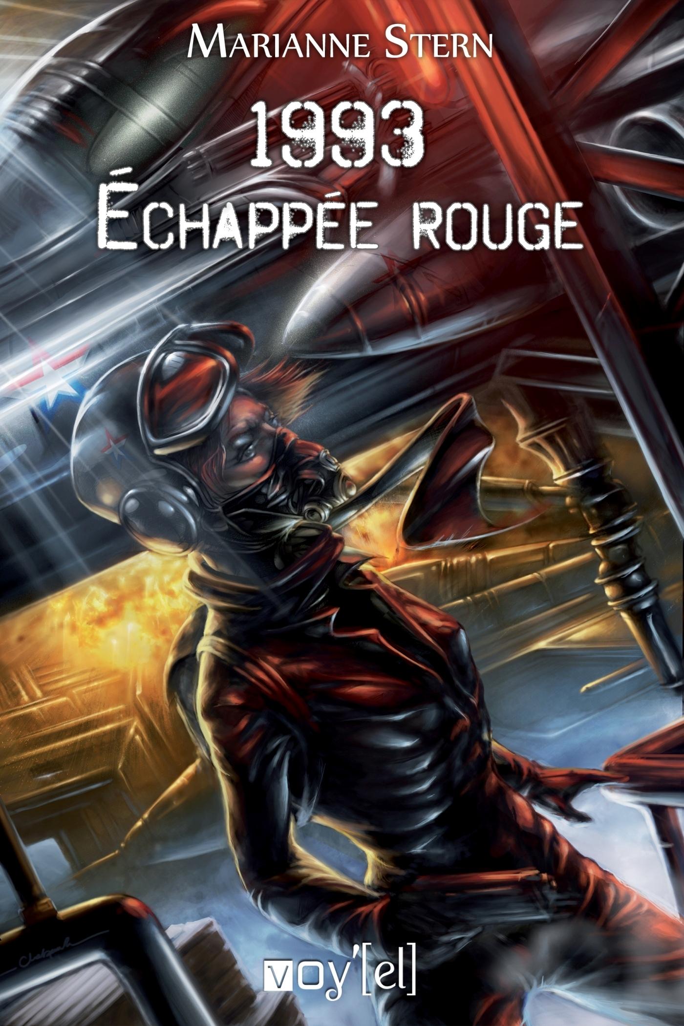1993 - ECHAPPEE ROUGE