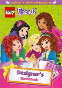 LEGO FRIENDS, MES CREATIONS : ACCESSOIRES, MODE, DECORATION