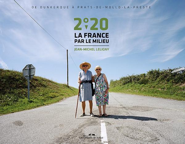 2 DEGRES 20 LA FRANCE PAR LE MILIEU