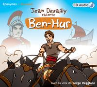 JEAN DESAILLY RACONTE BEN HUR ( AVEC SERGE REGGIANI )