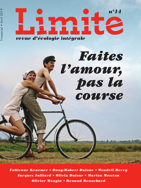 FAITES L'AMOUR, PAS LA COURSE - LIMITE NO 14