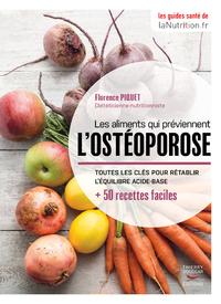 LES ALIMENTS QUI PREVIENNENT L'OSTEOPOROSE