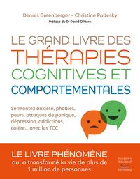 LE GRAND LIVRE DES THERAPIES COGNITIVES ET COMPORTEMENTALES