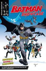 BATMAN SHOWCASE N 01