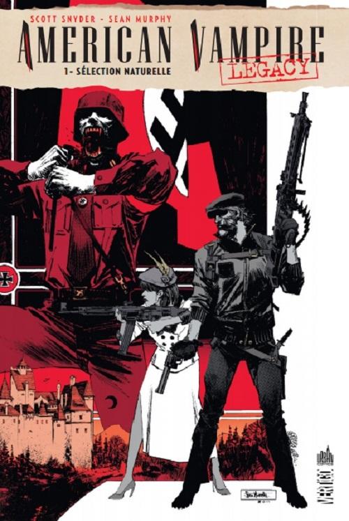 VERTIGO CLASSIQUES - AMERICAN VAMPIRE LEGACY TOME 1