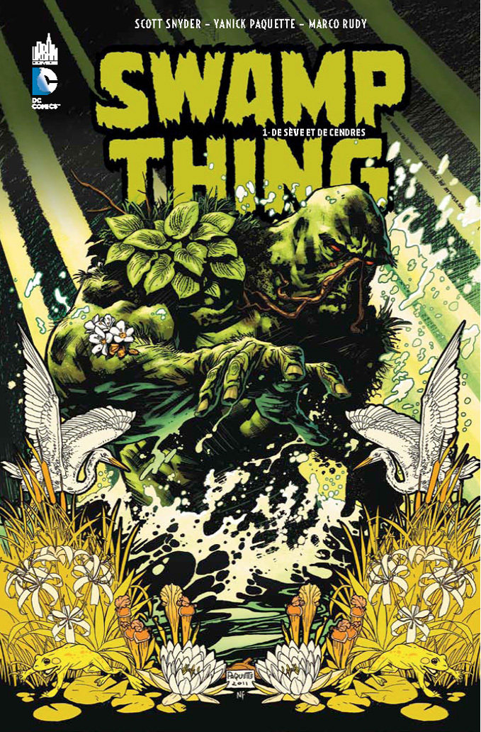 DC RENAISSANCE - SWAMP THING, TOME 1