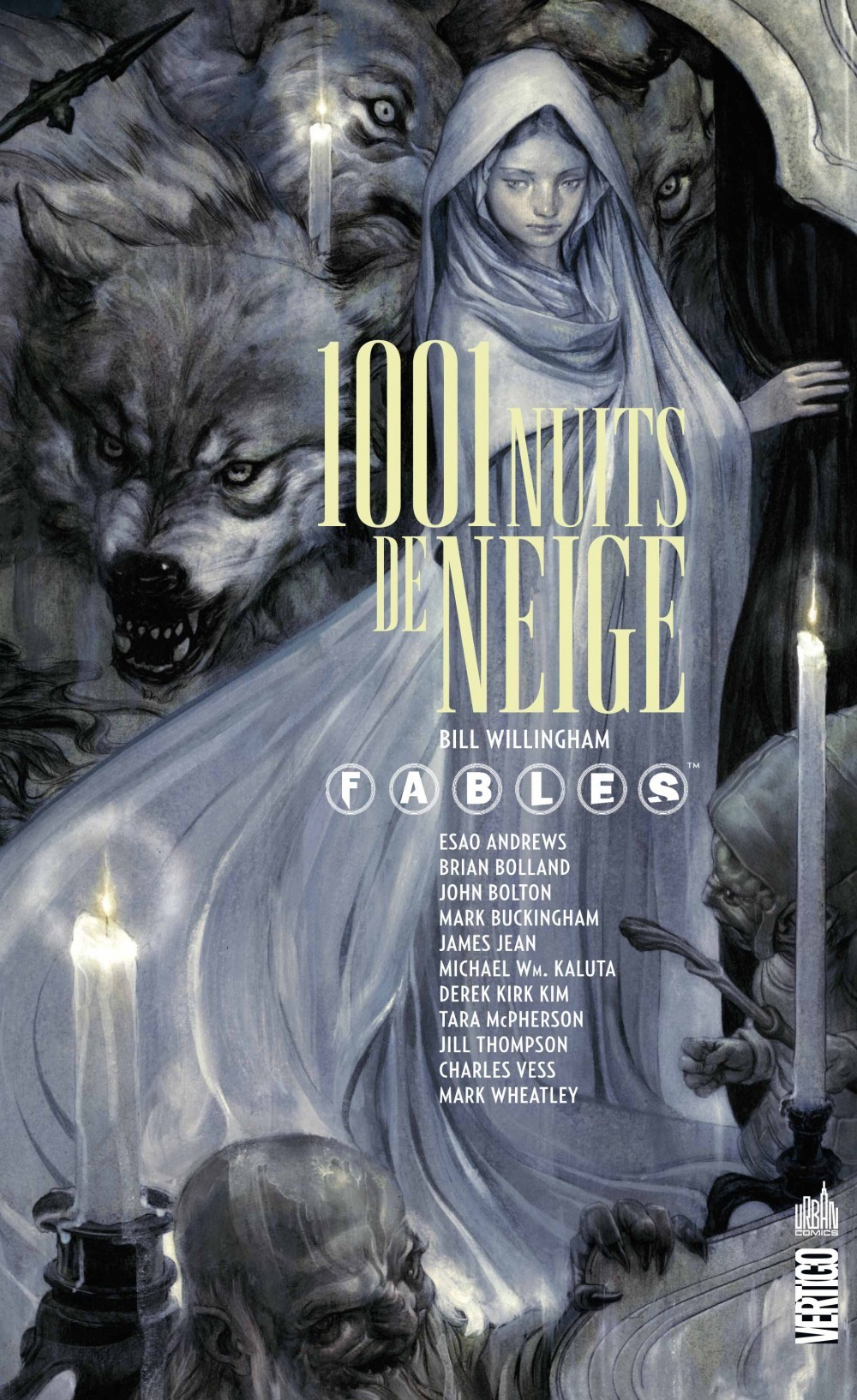 FABLES - TOME 0