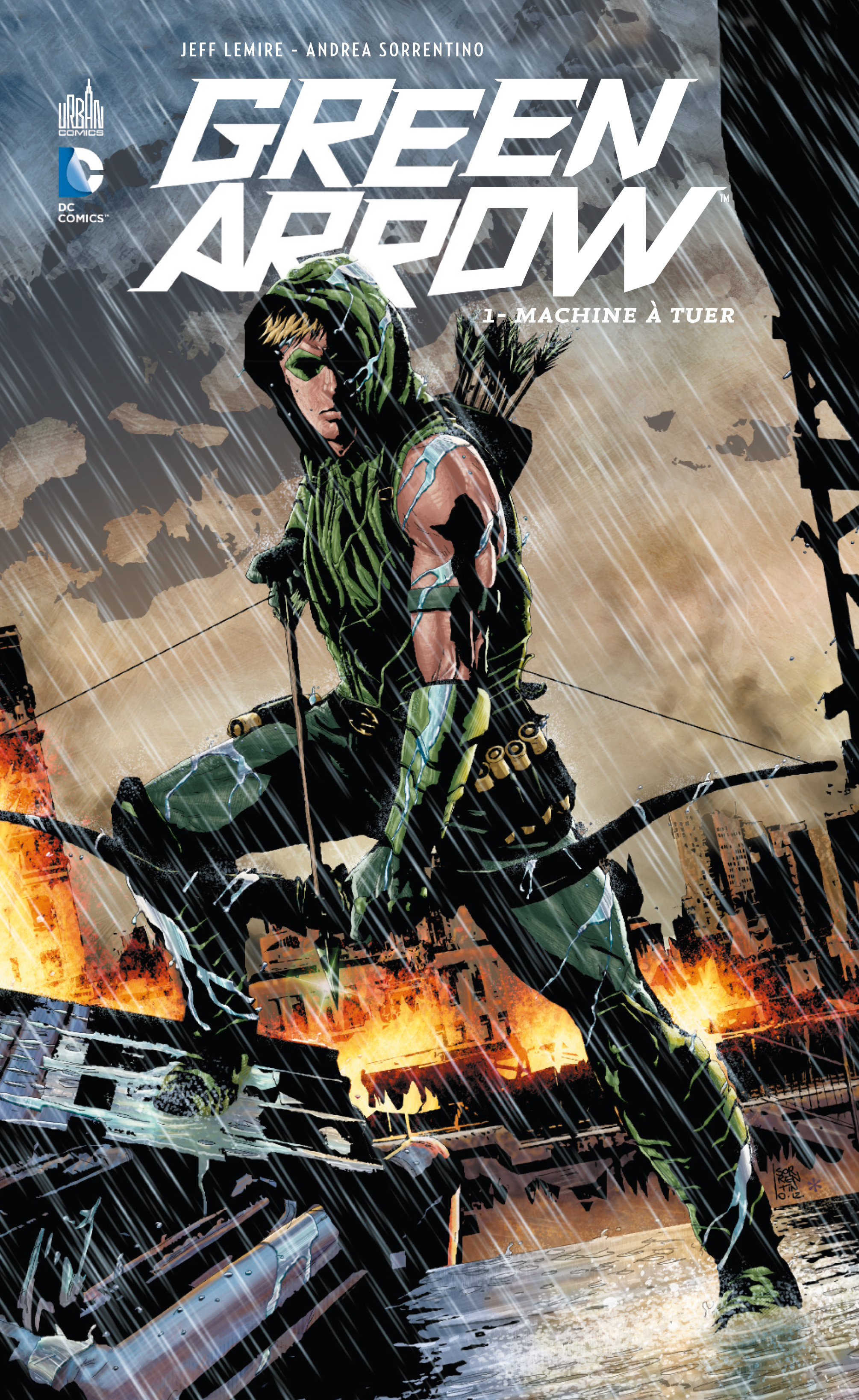 DC RENAISSANCE - GREEN ARROW TOME 1