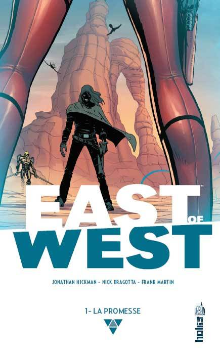 URBAN INDIES - EAST OF WEST TOME 1