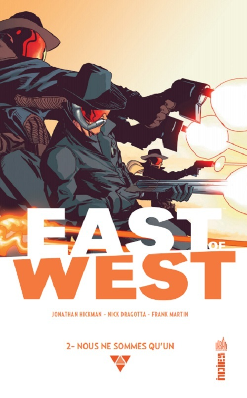 URBAN INDIES - EAST OF WEST TOME 2