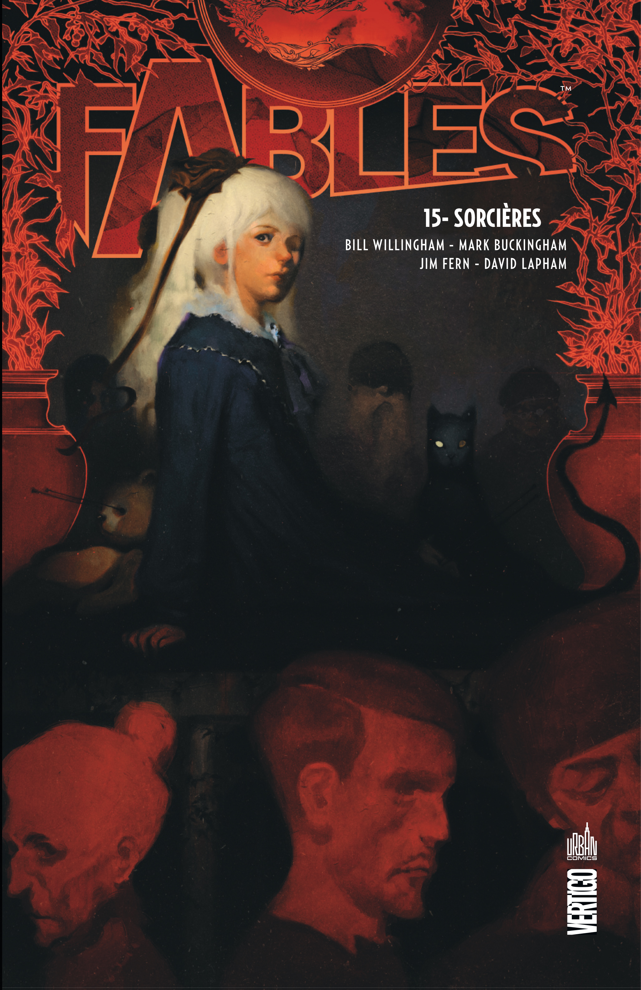 FABLES T15