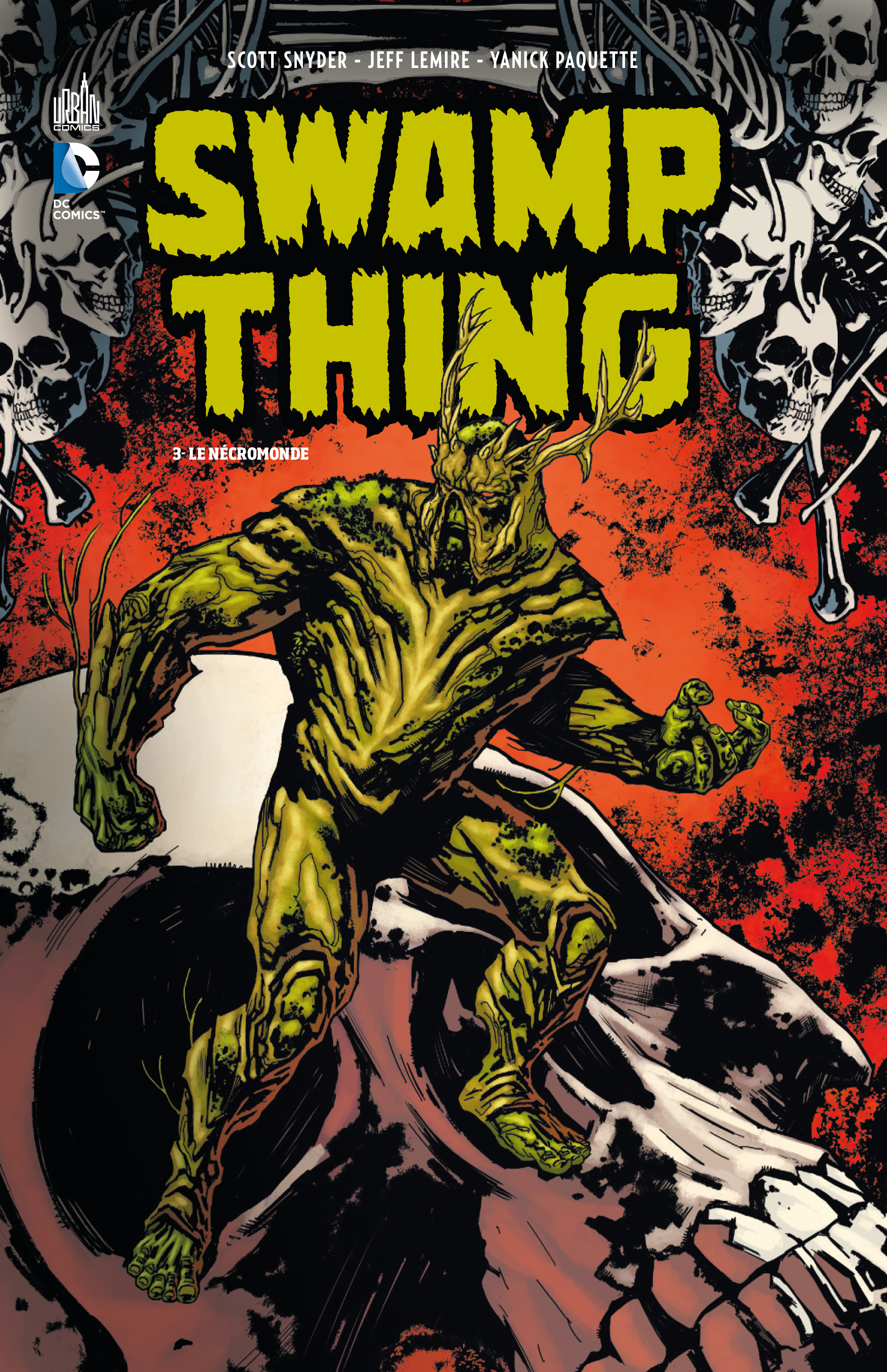 DC RENAISSANCE - SWAMP THING TOME 3