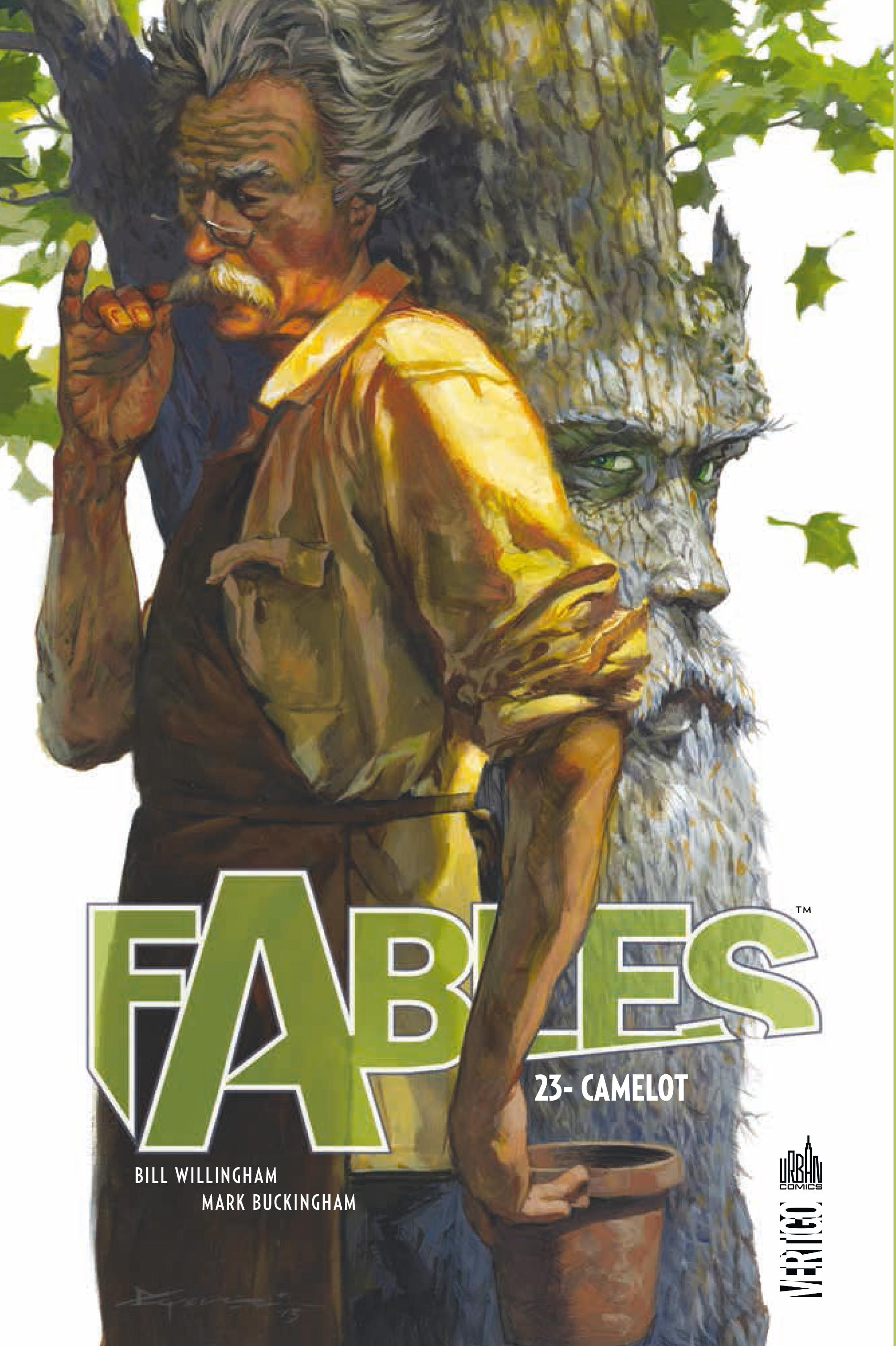 FABLES T23