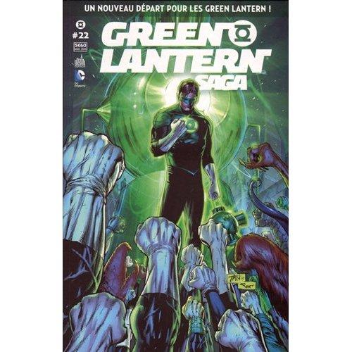 GREEN LANTERN SAGA 22