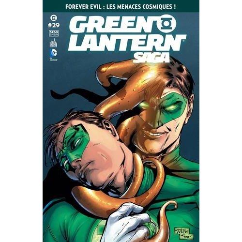 GREEN LANTERN SAGA 29