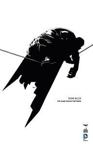 DC ESSENTIELS - BATMAN THE DARK KNIGHT RETURNS - N&B - 75 ANS