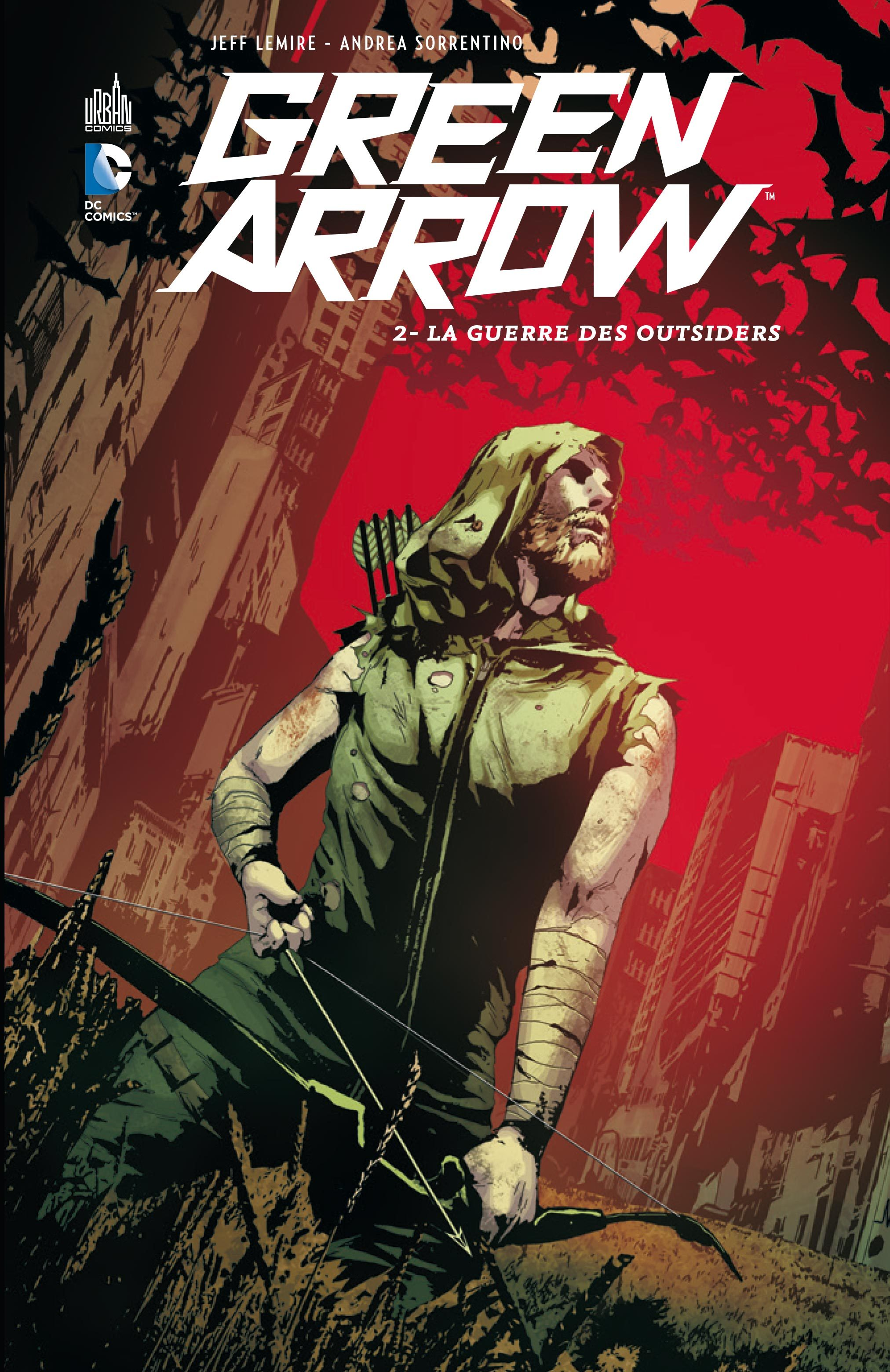 DC RENAISSANCE - GREEN ARROW TOME 2