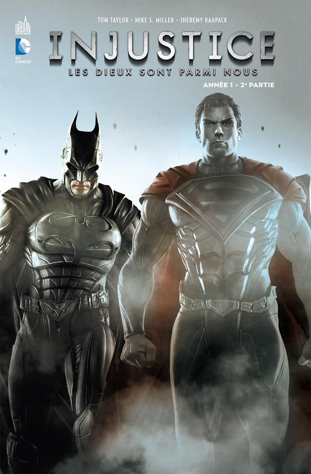 URBAN GAMES - INJUSTICE TOME 2