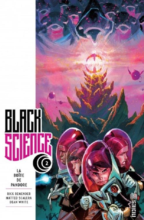 URBAN INDIES - BLACK SCIENCE TOME 2