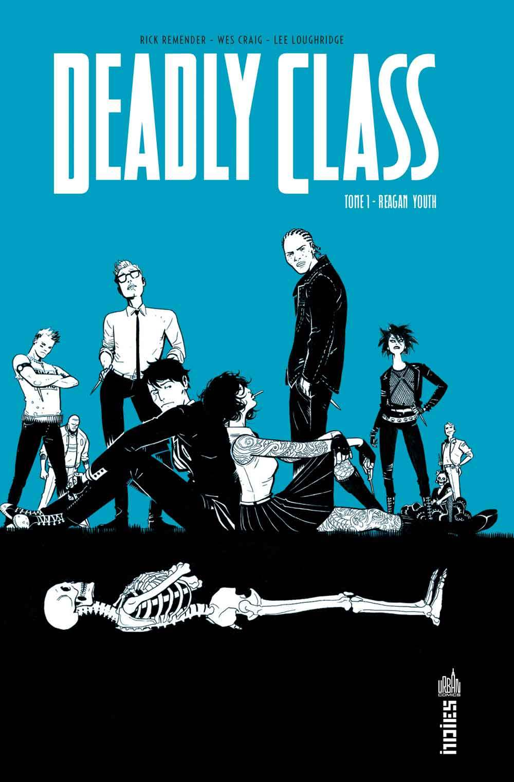 URBAN INDIES - DEADLY CLASS TOME 1