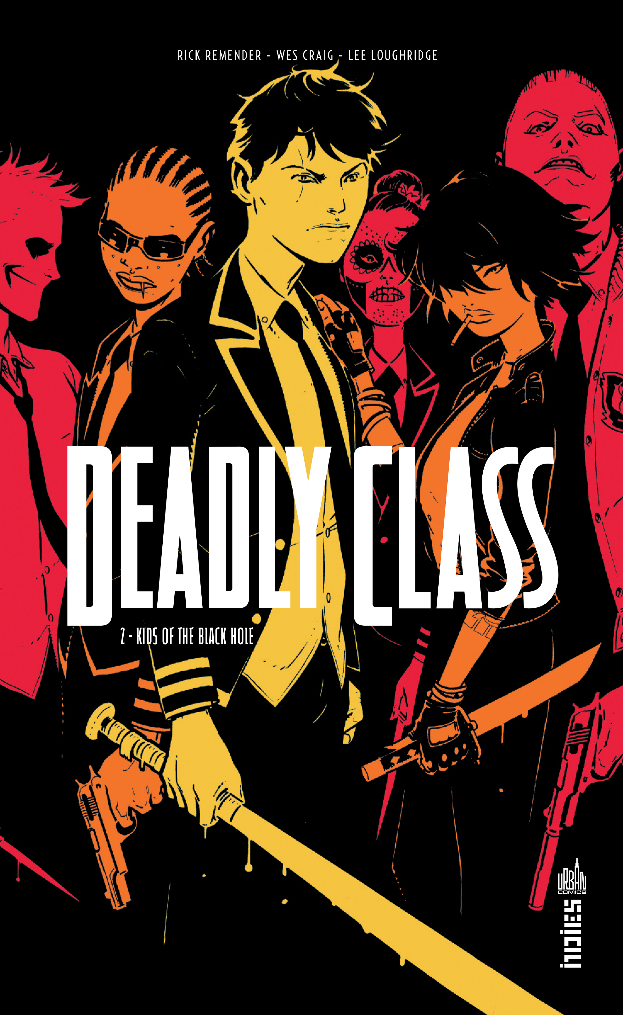URBAN INDIES - DEADLY CLASS TOME 2