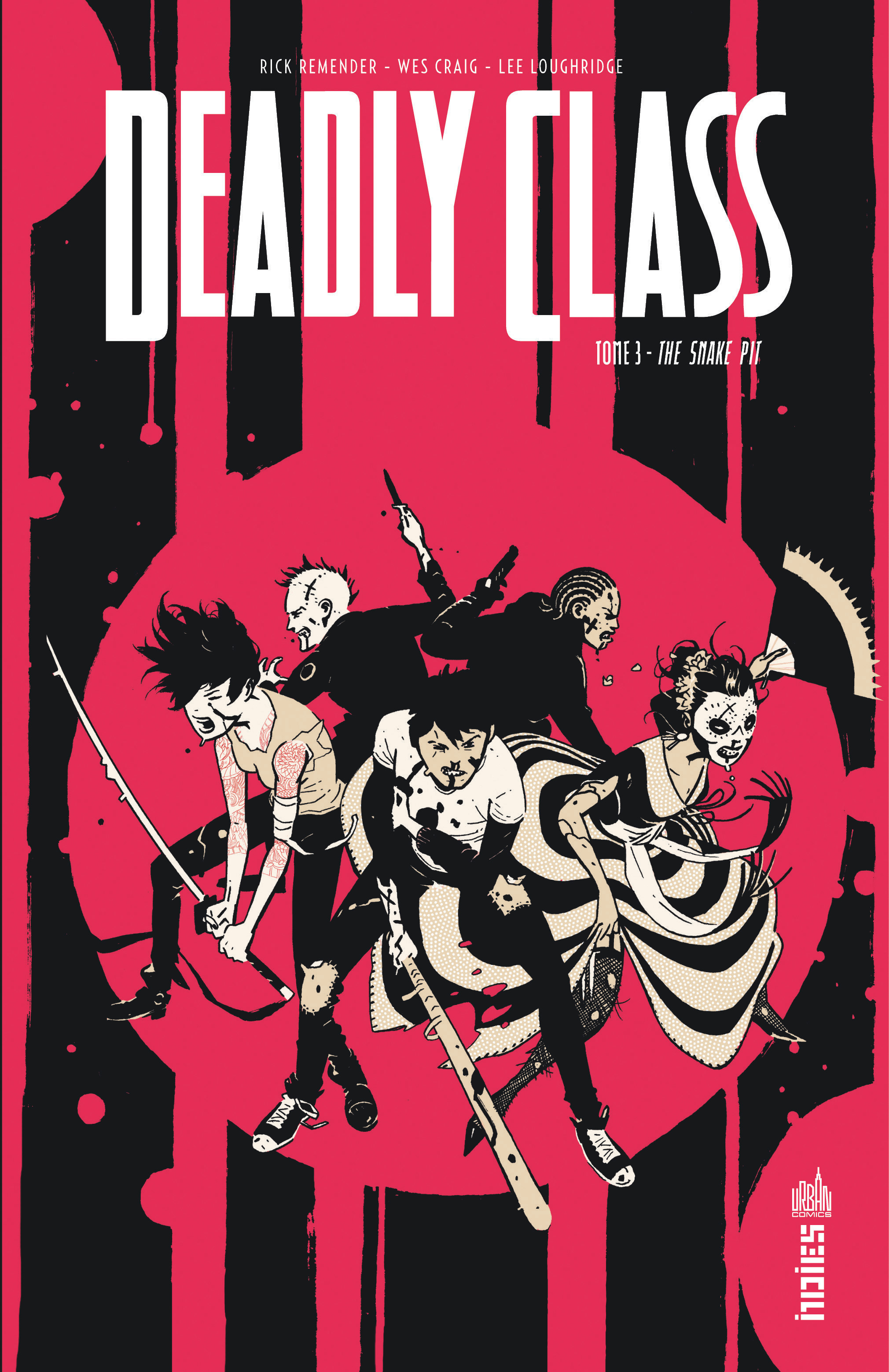 URBAN INDIES - DEADLY CLASS TOME 3
