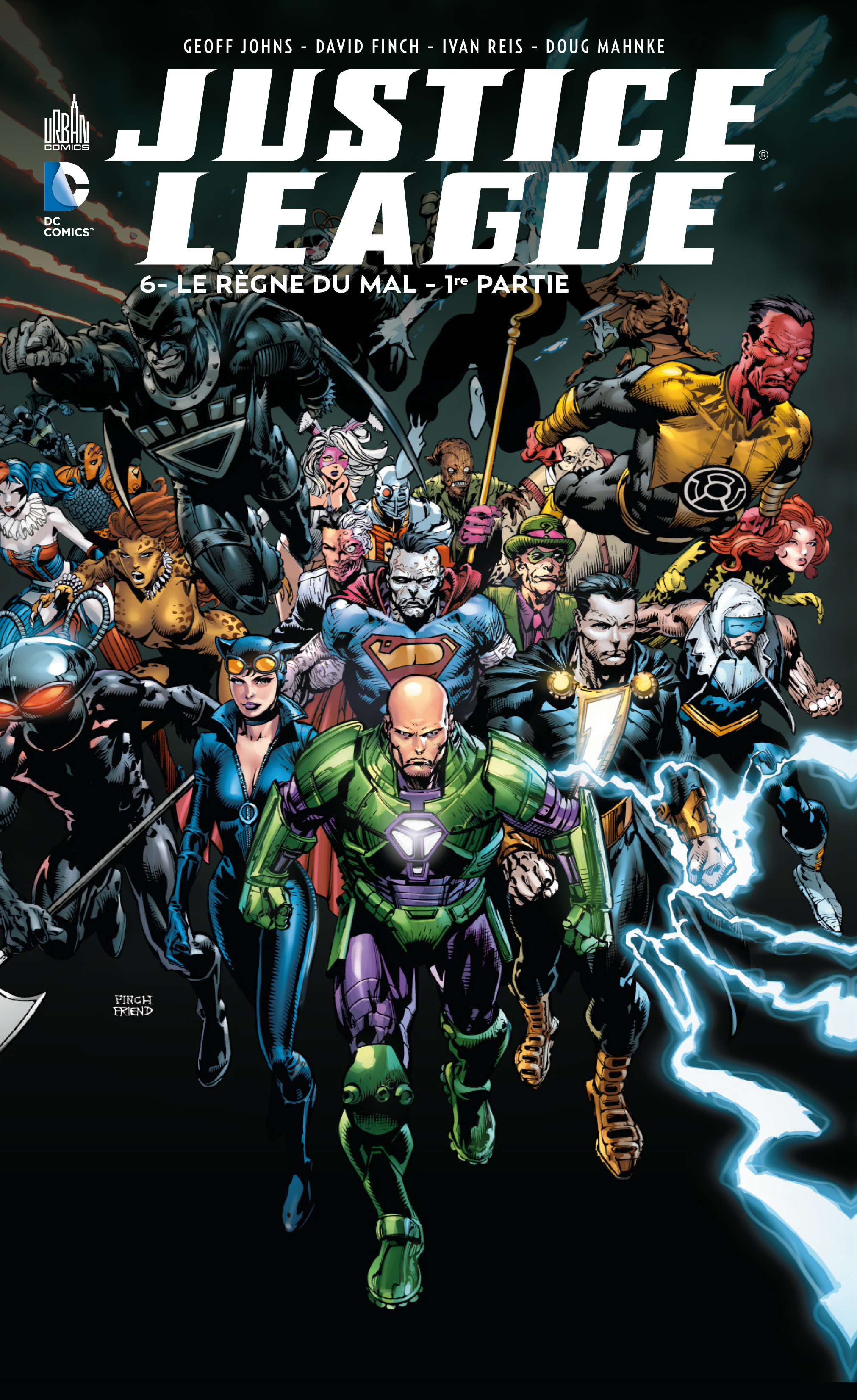 DC RENAISSANCE - JUSTICE LEAGUE TOME 6