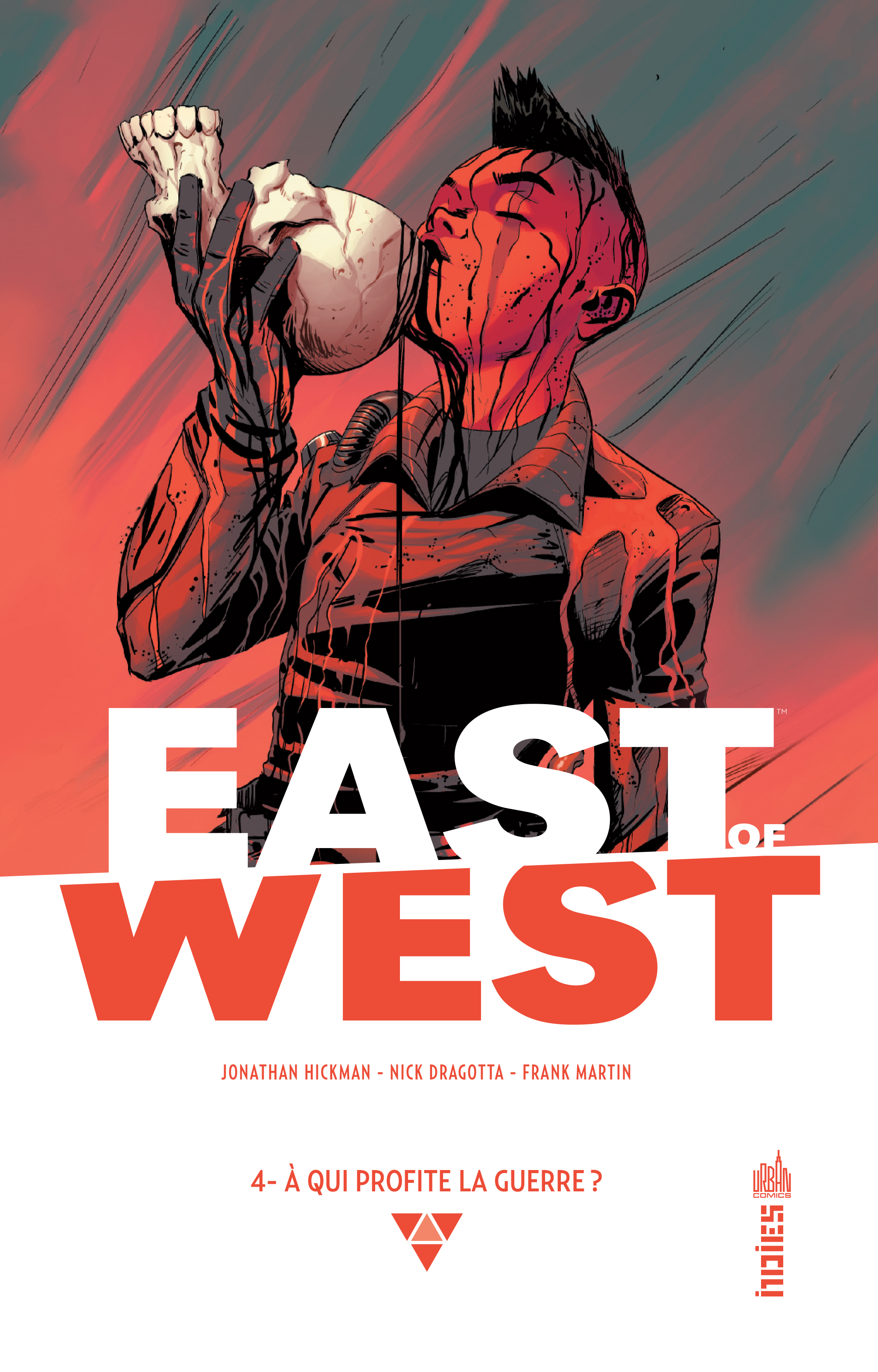 URBAN INDIES - EAST OF WEST TOME 4