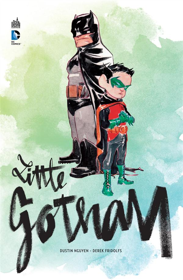 BATMAN-LITTLE GOTHAM