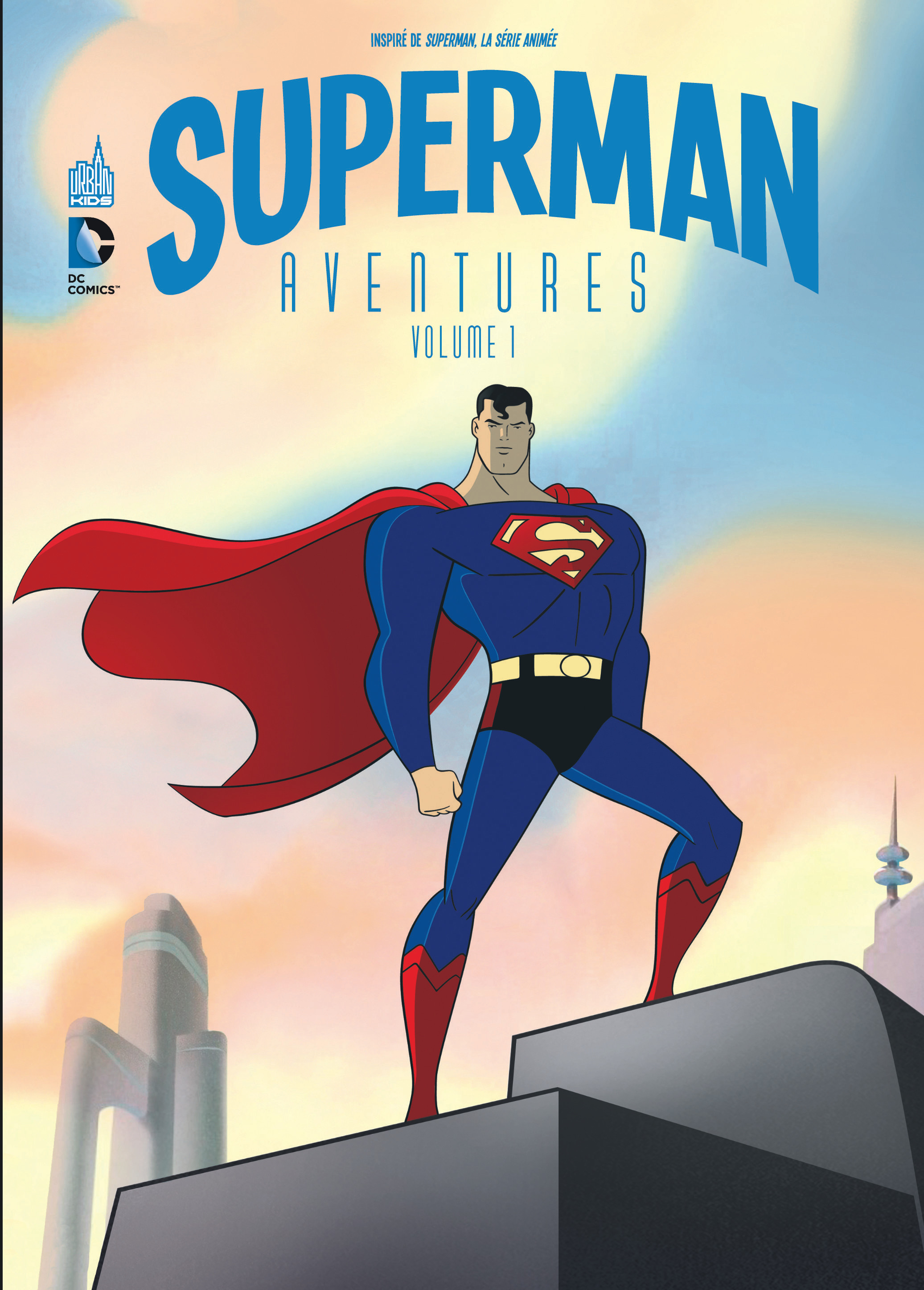 URBAN KIDS - SUPERMAN AVENTURES TOME 1