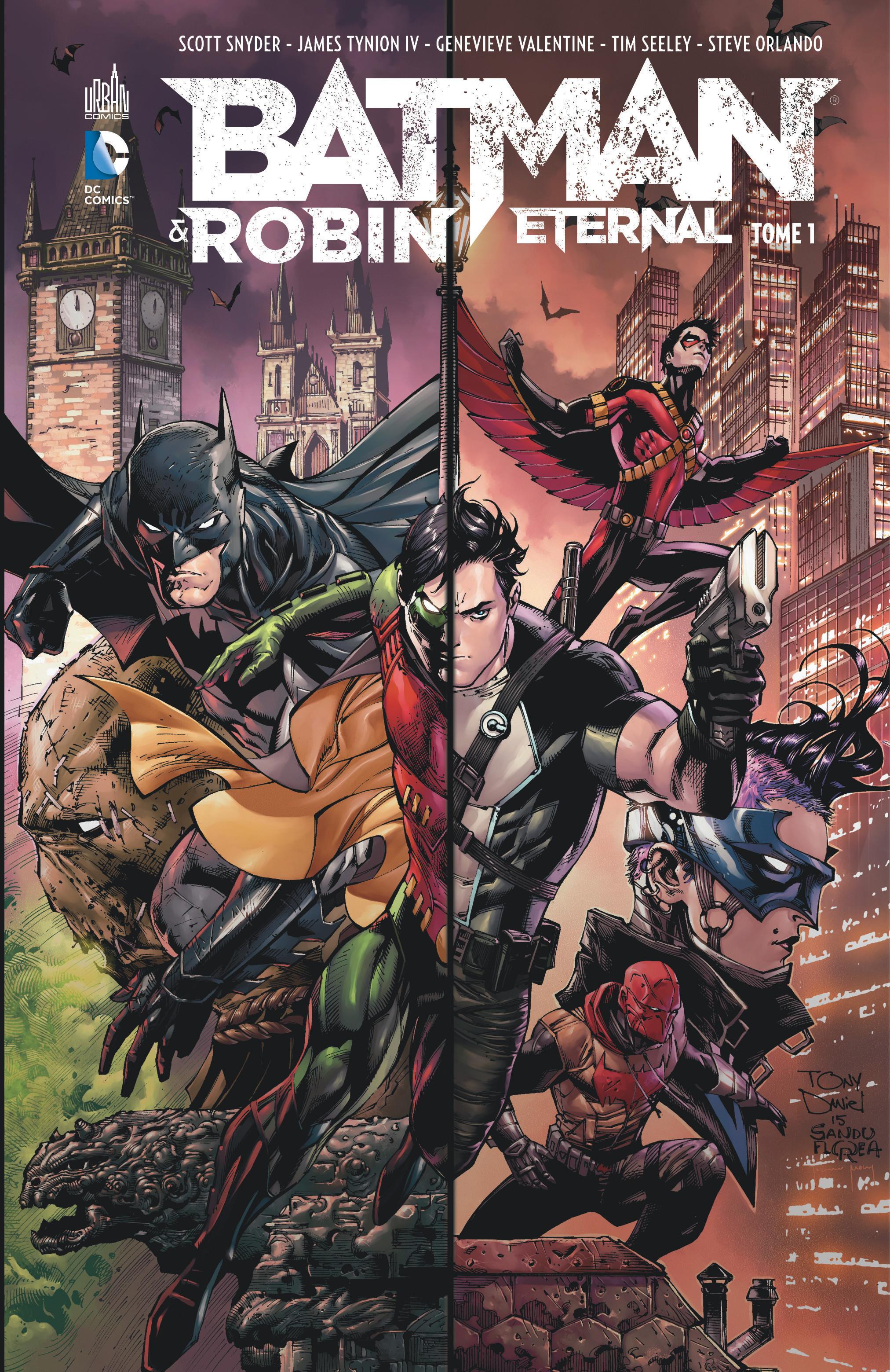 DC RENAISSANCE - BATMAN & ROBIN ETERNAL TOME 1