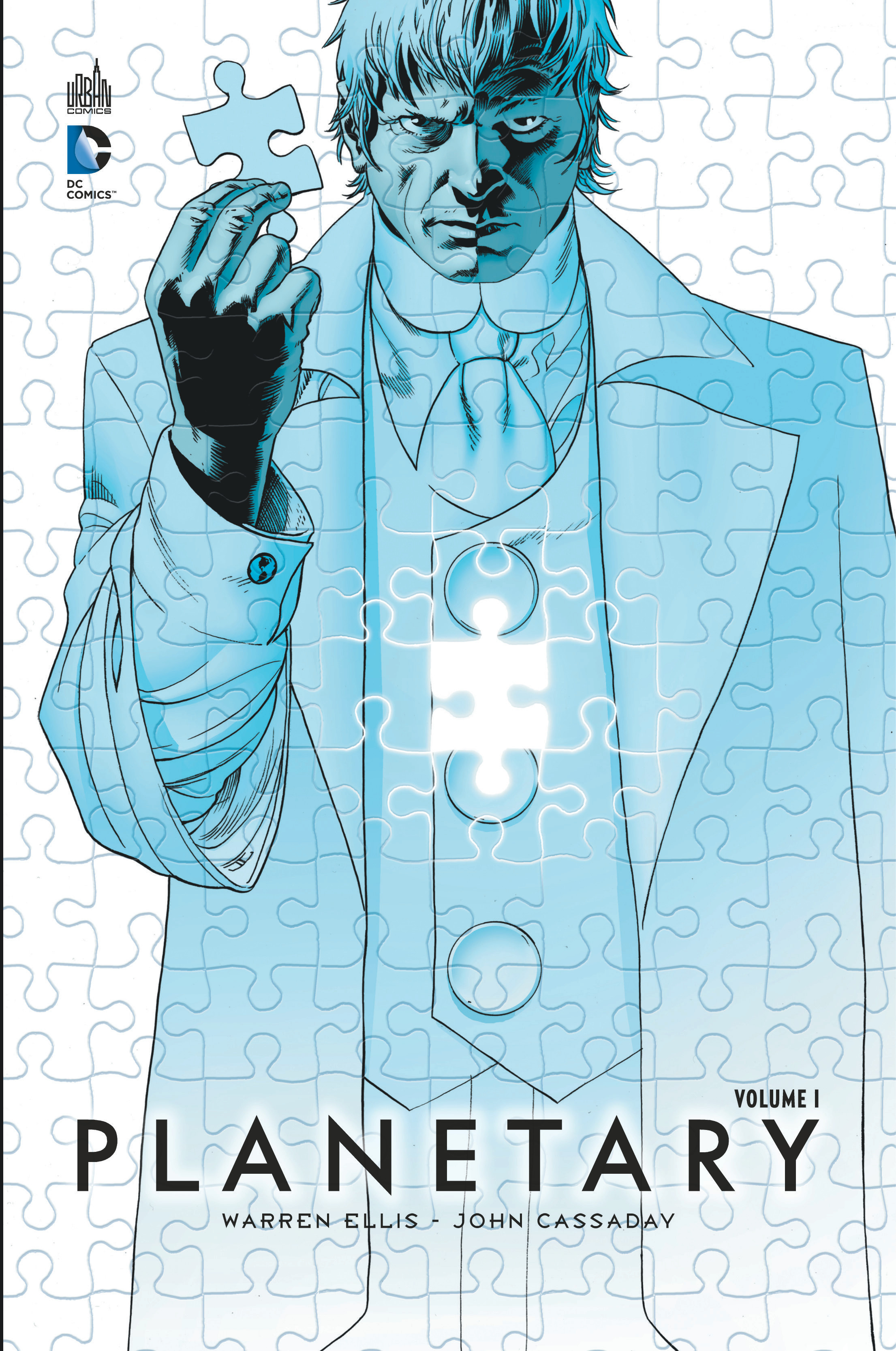 DC ESSENTIELS - PLANETARY TOME 1
