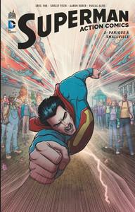 DC RENAISSANCE - SUPERMAN ACTION COMICS TOME 2
